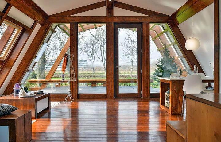 Насколько практичны дома из дерева? Какие есть плюсы и возможные проблемы эксплуатации?