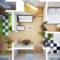 Планировки дачных домов с размерами 6 х 6 или 9 х 9 метров