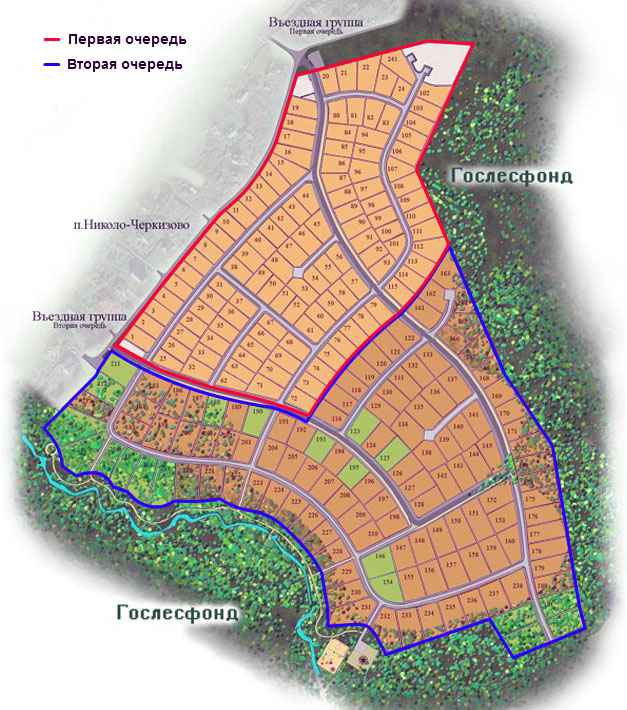 КП Николо-Пятницкое (Черкизово)