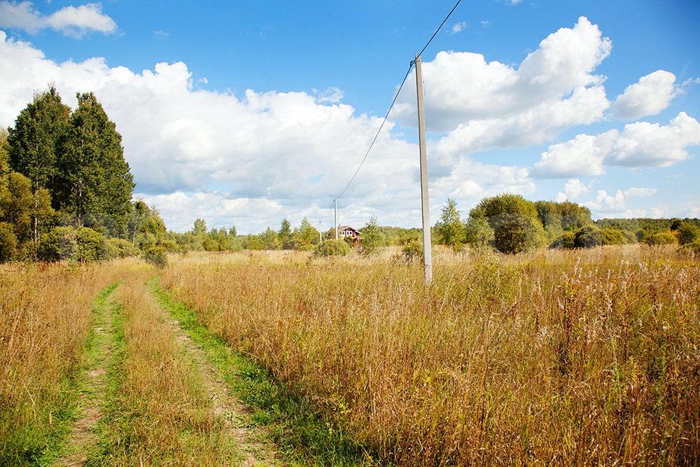 Продам землю калужская область