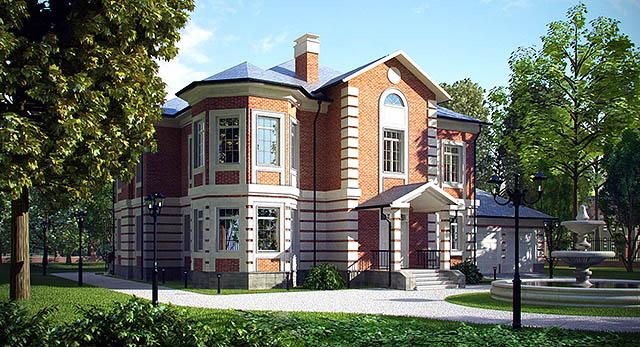 Дизайн коттеджей. Основные архитектурные стили загородных домов