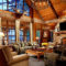 Дома в охотничьем стиле. Дизайн, особенности, материалы.
