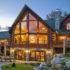 Комбинированные каменно-деревянные дома. В чем фишка?