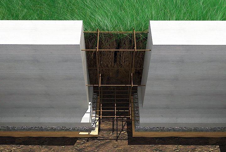 Фундамент: Виды и устройство в зависимости от грунта. Надежность и сроки эксплуатации