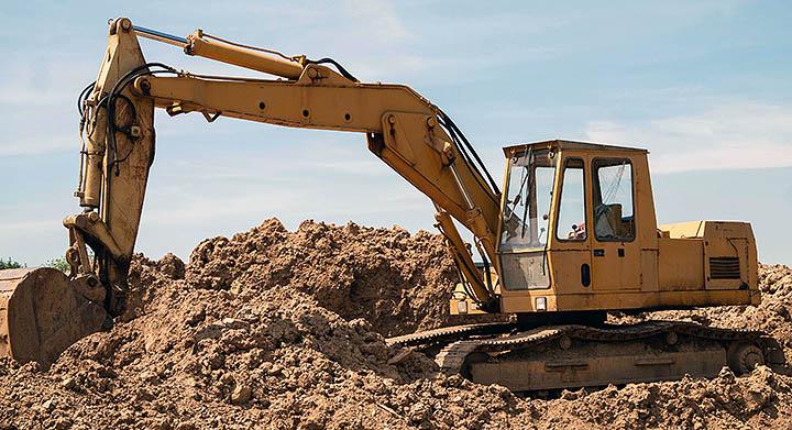 Какая спецтехника нужна для строительства загородного дома? И сколько это будет стоить?