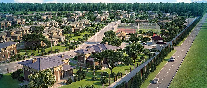 Загородная инфраструктура. Как оценить ее качество? Критерии развитых поселков
