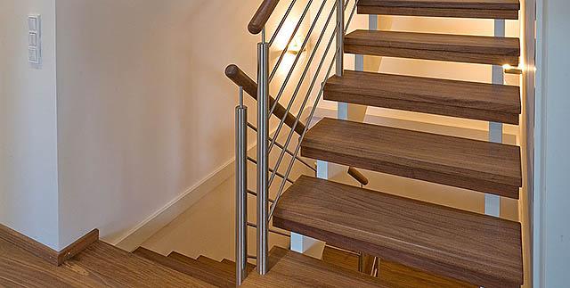 Лестницы в частных домах. Виды и особенности. Дизайн лестничных пролетов в коттеджах