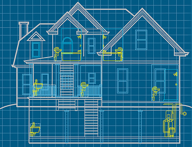 Организация водопровода в коттеджах. Какие бывают системы очистки воды в загородных домах?