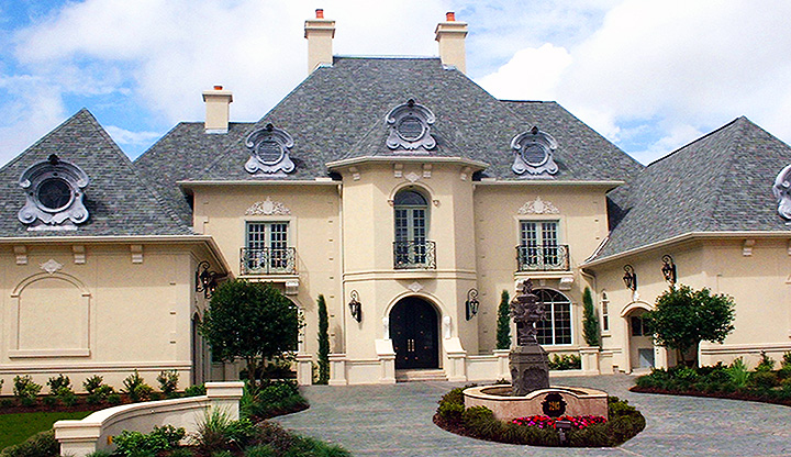 Хотите жить в своем средневековом замке? Строительство домов в замковом стиле. Все за и против