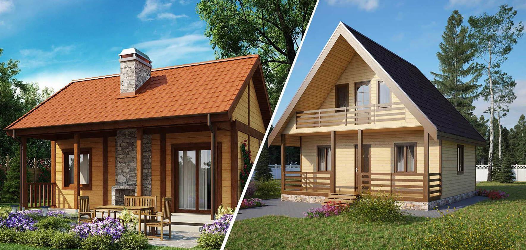 Дача и дом в чем разница