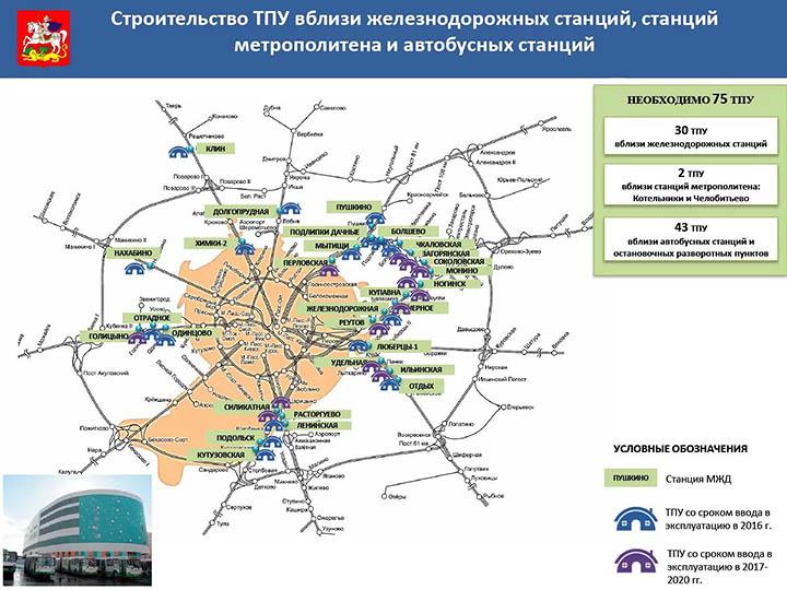 карта москвы и московской области с городами и поселками и метро 2020