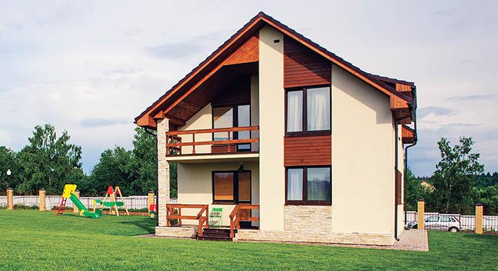 Чем отличается коттедж от дома, а дом от дачи?