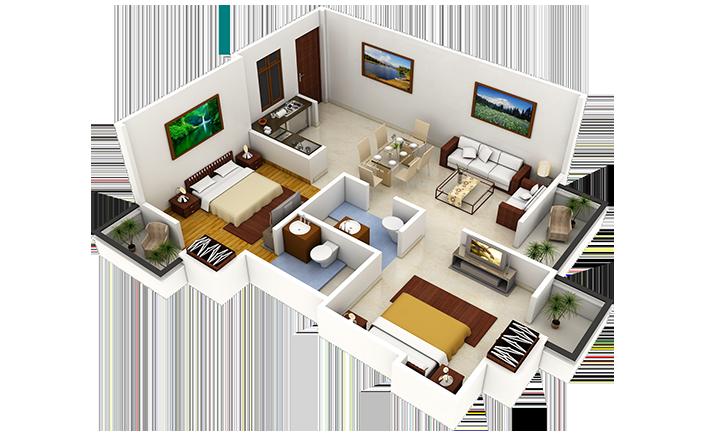 Как сделать перепланировку частного дома? Варианты переустройства дач и коттеджей