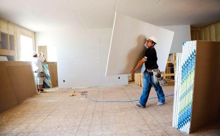Как сделать перепланировку частного дома. Варианты переустройства дач и коттеджей