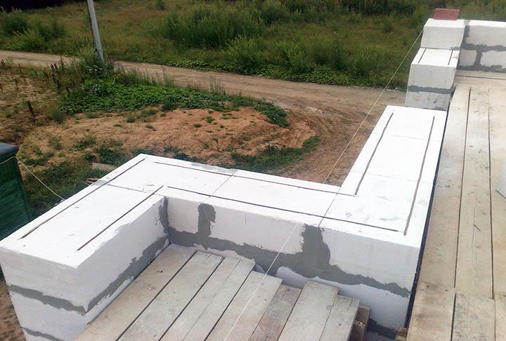 Коттеджи из газосиликатных блоков. Как строятся дома из газосиликата?