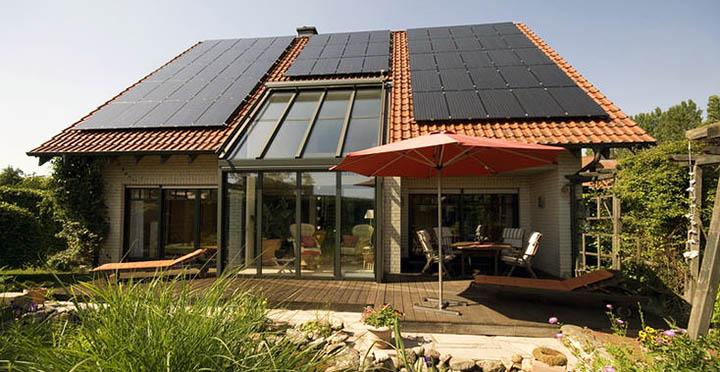 Инновационные дома и коттеджи. Современные строительные технологии
