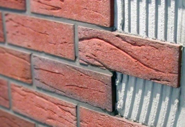 Клинкерный кирпич (плитка) в отделке фасадов домов и коттеджей