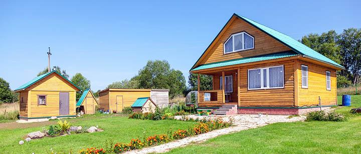 Во сколько обойдется строительство дачного дома или коттеджа под ключ?