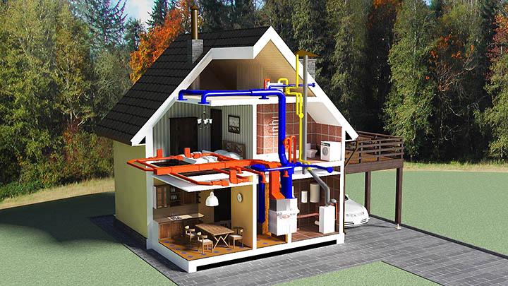 Как строить коттедж или построить дом своими руками?