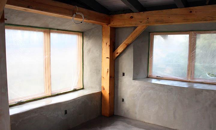 Выбираем штукатурку и шпатлевку для строительства дома, дачи, коттеджа