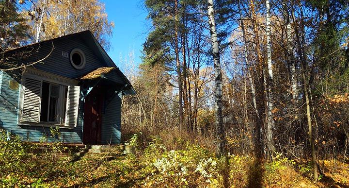 Стародачные поселки Подмосковья. Можно ли купить дом, дачу, коттедж в старо дачном месте?
