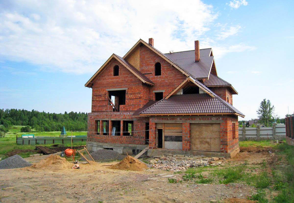 депутаты предложили фото недостроенных частных домов готовила для
