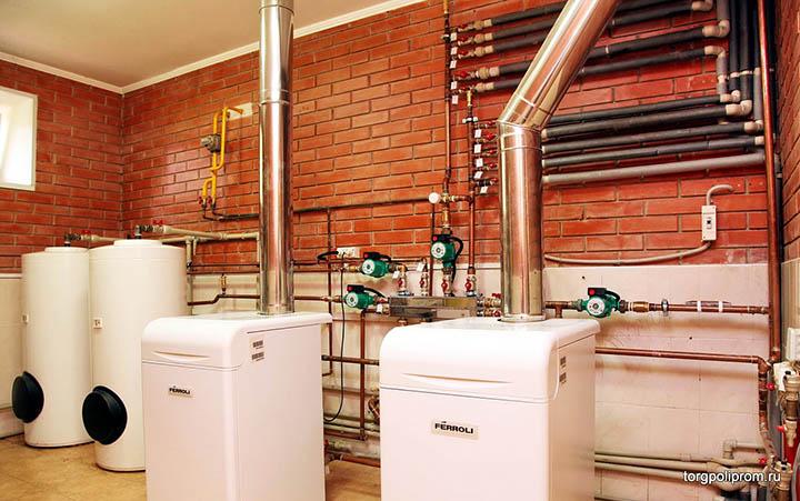Почему стоит выбрать для отопления дома природный газ? Сравнение газовых котлов