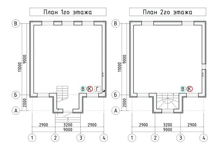 Загородные дома и коттеджи со свободной планировкой. Все плюсы и минусы