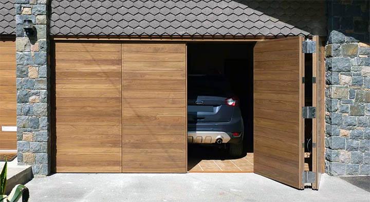 Автоматические гаражные ворота. Как сделать правильный выбор?
