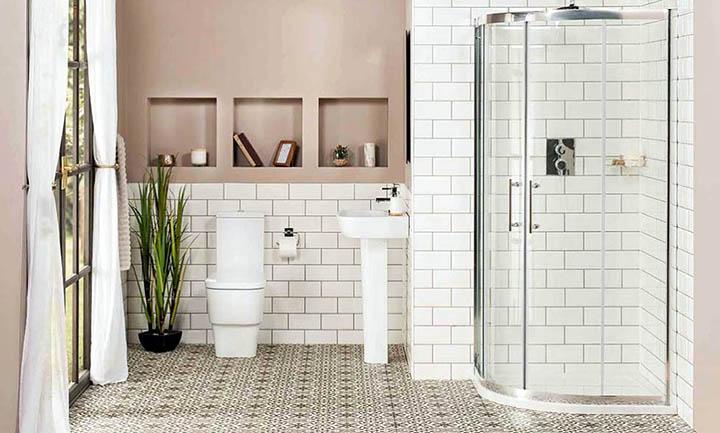 Ванная комната в доме. Идеи ремонта