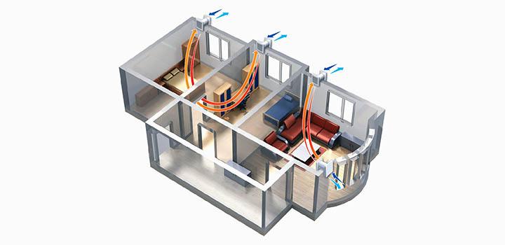 Новые технологии в утеплении каркасных домов