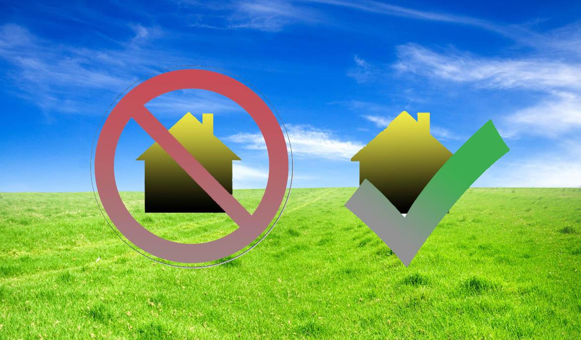 Как проверить какие обременения на земельный участок