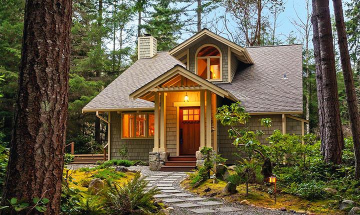 Различия домов для сезонного, временного и постоянного проживания за городом
