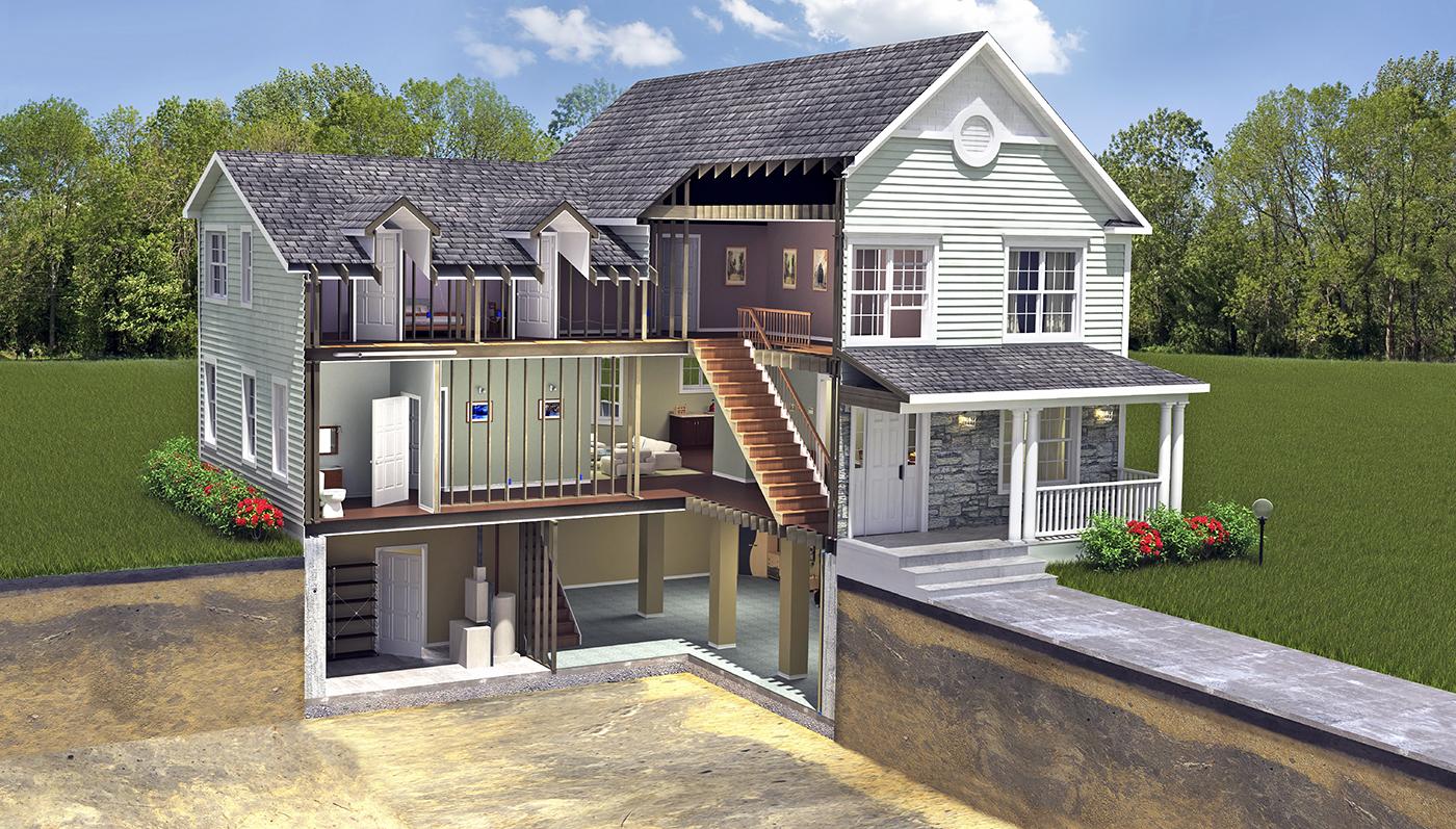 Можно ли оформить строение с потолком ниже 25 метра как жилой дом