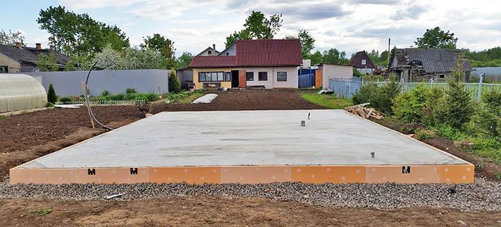 Как построить недорогой, но теплый и долговечный загородный дом?