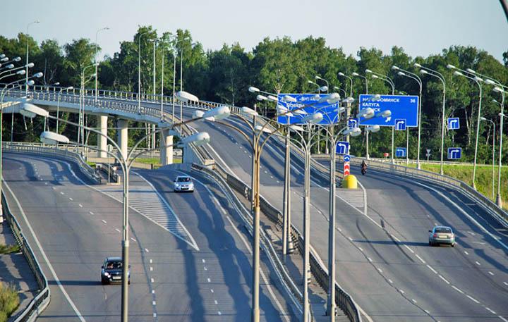 Транспорт Подмосковья: Основные шоссе и железные дороги. Самые загруженные из них