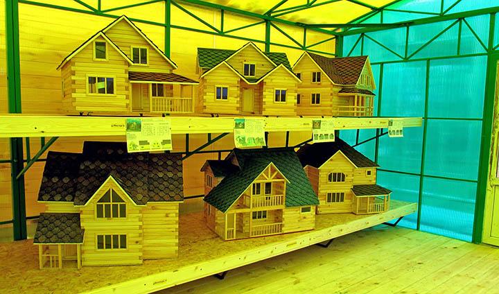 Выставки готовых домов в Москве и Московской области
