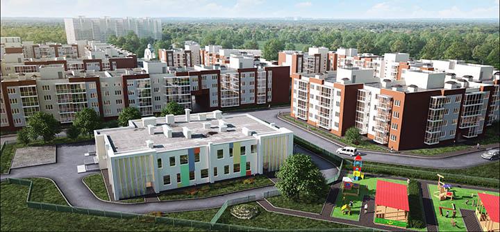 Малоэтажное строительство в Подмосковье. Проблемы и перспективы развития