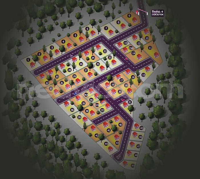 Истринский Лес
