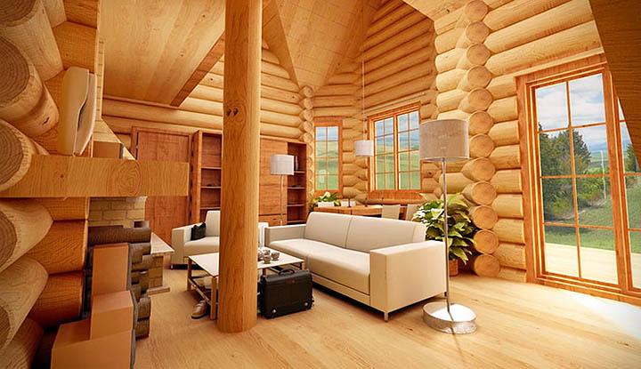 Сравнение: каменные и деревянные загородные дома. Что лучше?