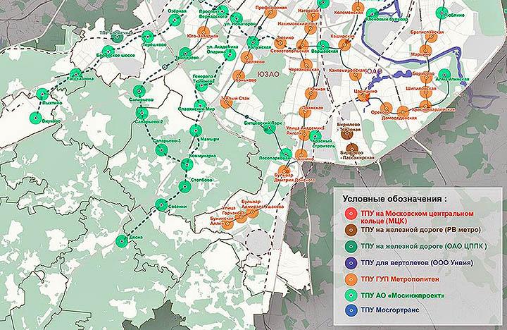 Новая Москва: Территории и границы. Какие районы и города в нее вошли?