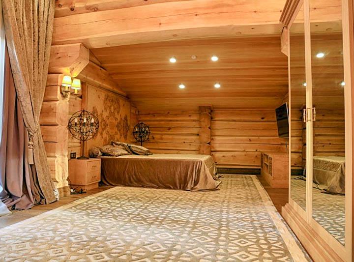 Как строят дома из кедра? История одного проекта