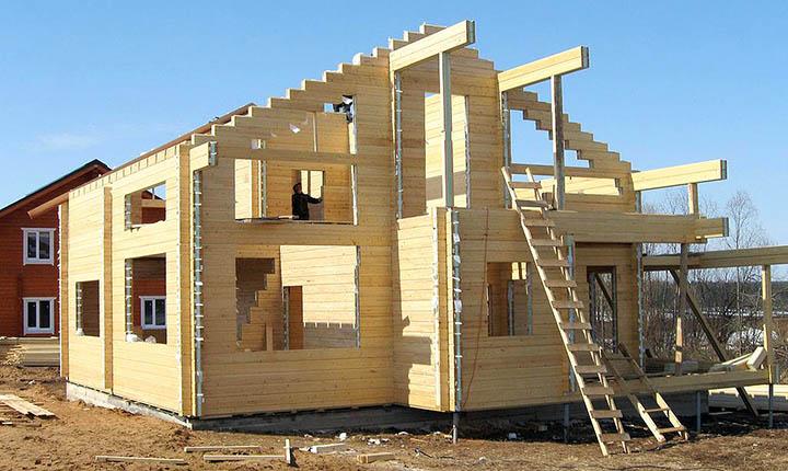 Стоит ли строить деревянный дом (коттедж)? Все за и против