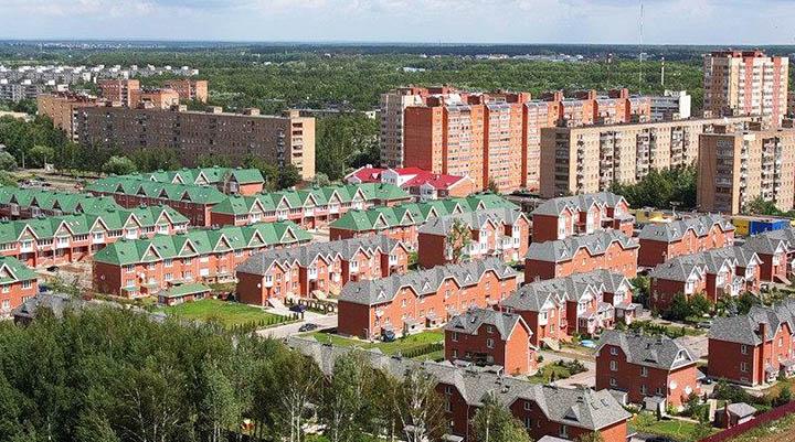 Город Долгопрудный - наукоград с комфортом