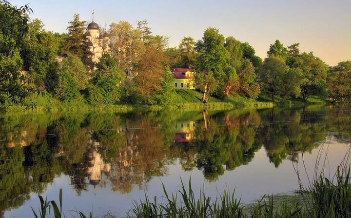 Голицыно – юный город с богатой историей