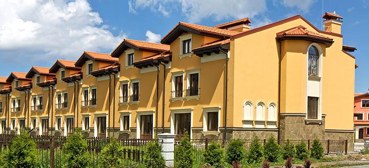 Таунхаус (Дуплекс) в ипотеку. Как получить кредит и на каких условиях?