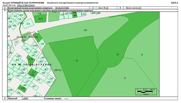 Что такое кадастровый квартал и номер земельного участка? Как их узнать?