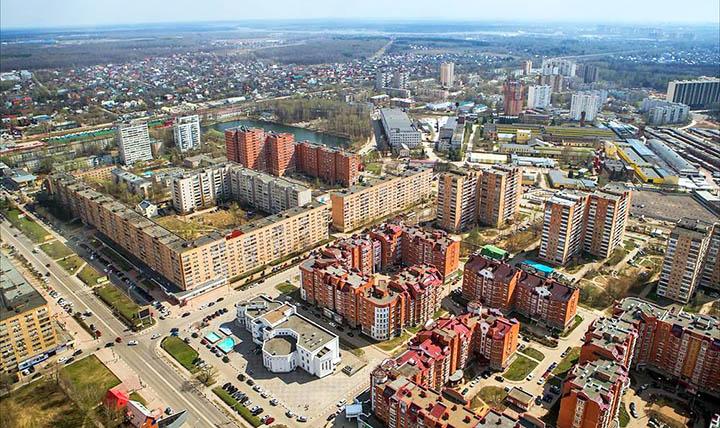 Город Лобня: развитый пригород Москвы