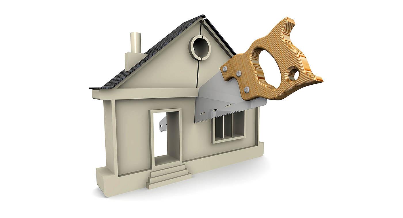 Проекты домов на две семьи — планировки и схемы