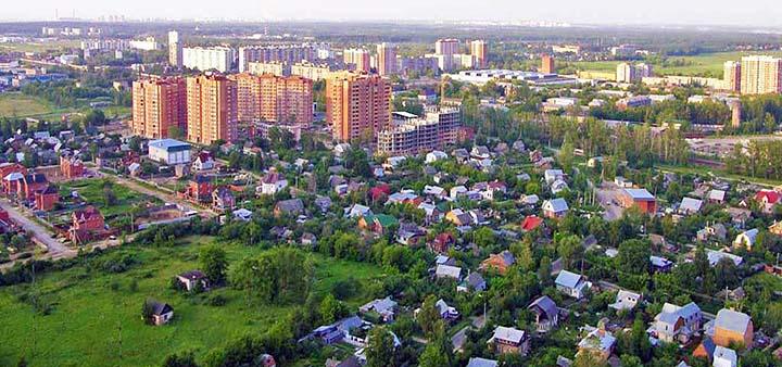 Недвижимость в Щербинке: до Москвы рукой подать!